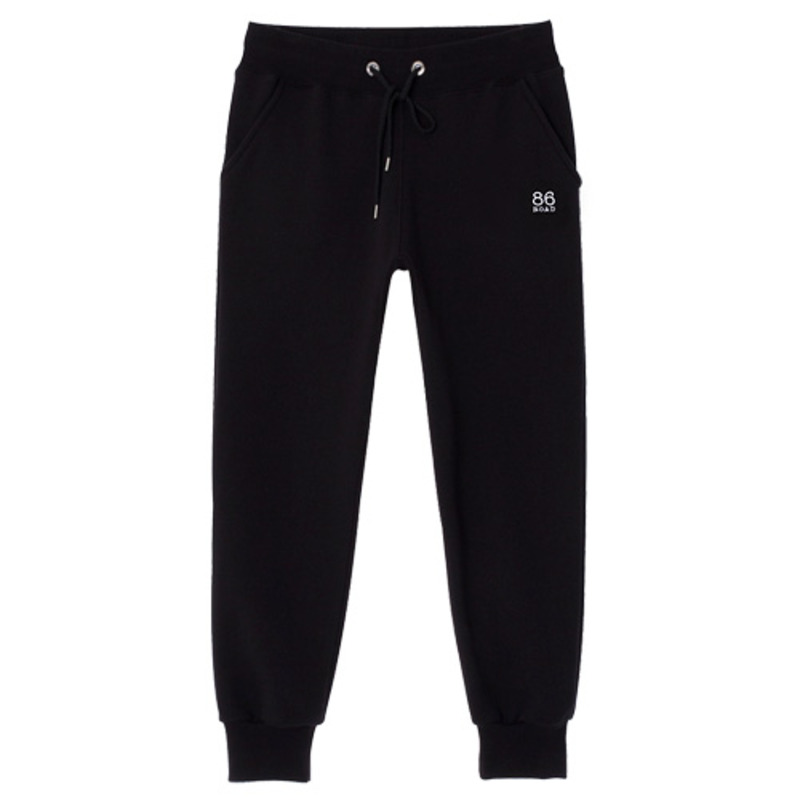 1727 Small logo sweatpants (black) / slim